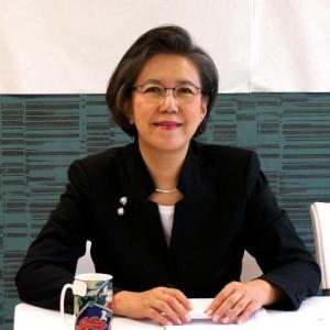 Yanghee Lee, de VN mensenrechten rapporteur.
